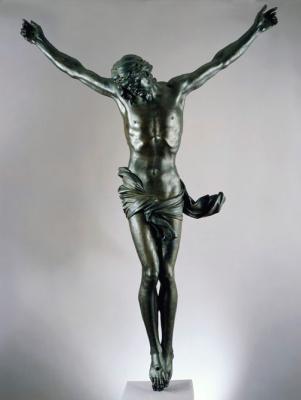 Gian Lorenzo Bernini. Crucified Christ