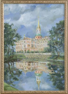 "Наталья Михайловна Пиянзина. ""Mikhailovsky Castle"""