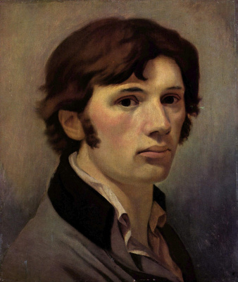 Philip Otto Runge. Self-portrait