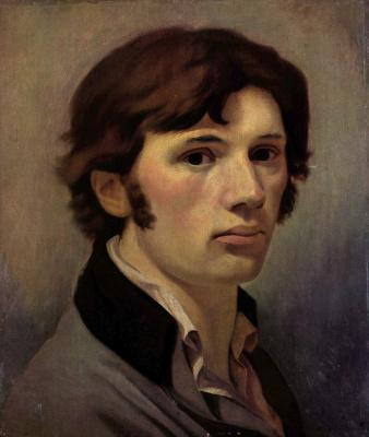 Филипп Отто Рунге. Автопортрет