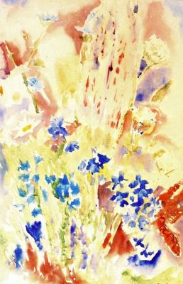 Чарльз Демут. Полевые цветы