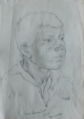 Petr Filippovich Alberti. Lenya Mikhailov