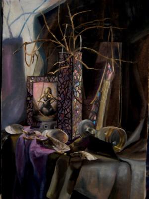 Olga Suncheleeva. Emptiness