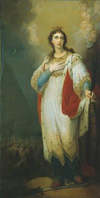 Vladimir Lukich Borovikovsky. St. Catherine