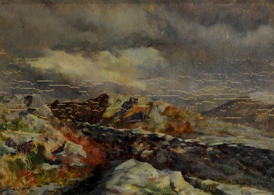 Ernesto from La Cárcova. Landscape