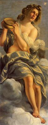 Артемизия Джентилески. Аллегорическая фигура. 1615-1616
