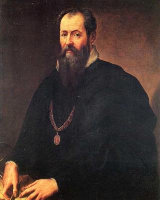 Джорджо Вазари. Автопортрет