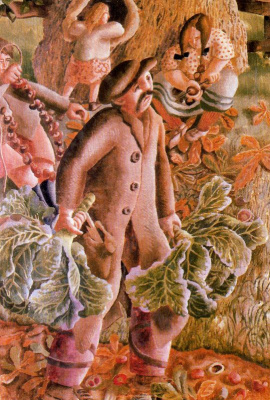 Stanley Spencer. Harvest