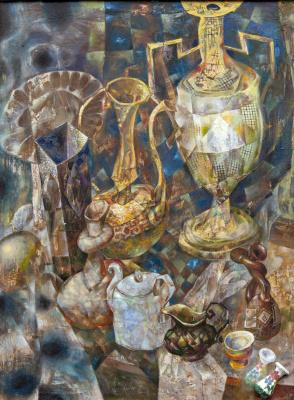 Rinat Salimzyanovich Khanafeev. Turn