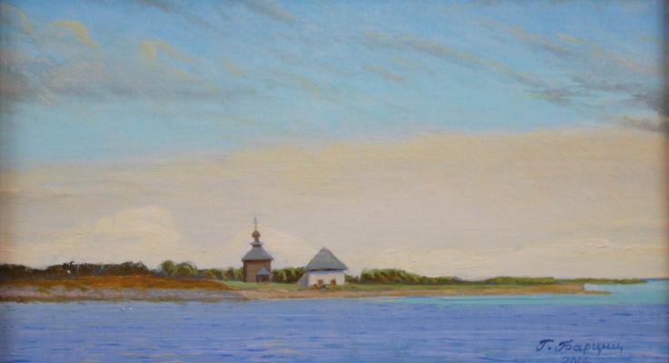 Gennady Shotovich Bartsits. Zayatsky Island, Solovki