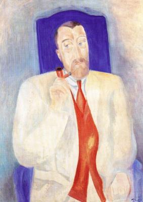 Андре Дерен. Портрет мужчины