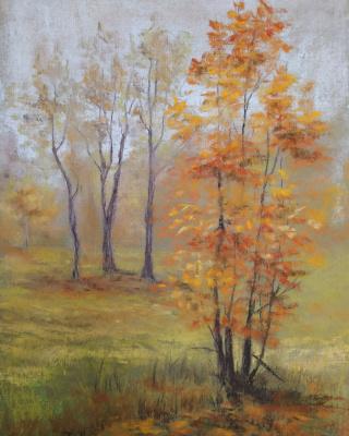 Алина Евгеньевна Шварёва (Галкина). Autumn landscape