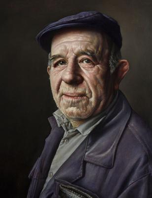 Sushienok64@mail.ru Михайлович Сушенок Игорь. Portrait of Anatoly Semenovich