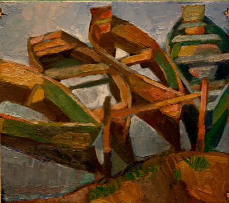 Stas Volostnych. BOATS