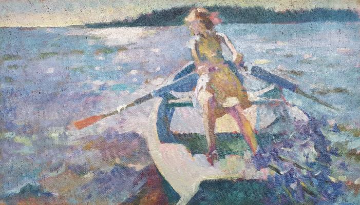 Vladimir Leonidovich Knishevsky. Untitled