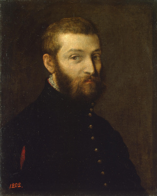 Paolo Veronese. Self-portrait