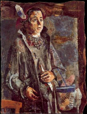 Антонио Лопес Гарсия. Сюжет 30