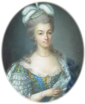 Анна Валайер-Костер. Королева Мария-Антуанетта