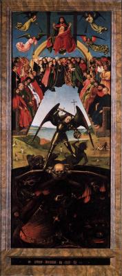 Petrus Christus. Judgment