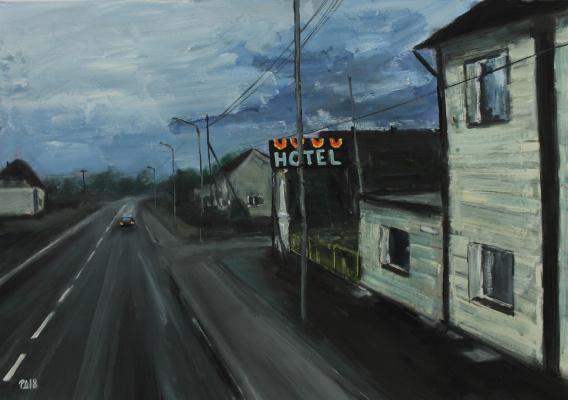 Денис Григорьевич Русаков. Hotel
