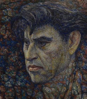 Boris Plaxius. Pavlo Tychina