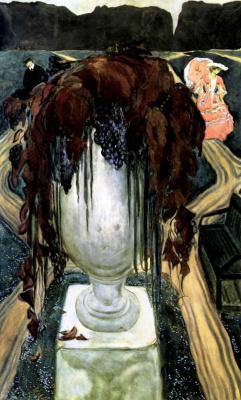 Lev Samoilovich Bakst (Leon Bakst). Vase