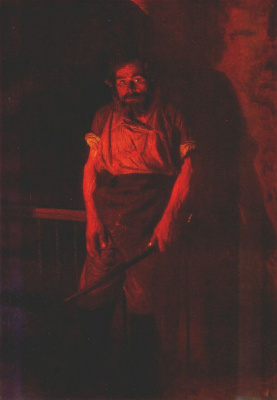 Nikolay Aleksandrovich Yaroshenko. Stoker