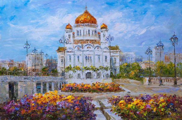 Andrzej Wlodarczyk. The Cathedral Of Christ The Savior