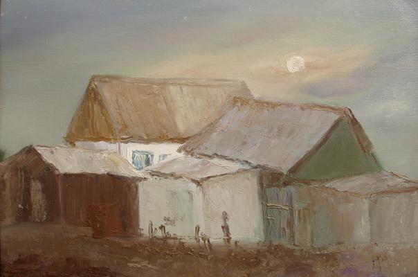 Elena Valyavina. Kumakskoe houses