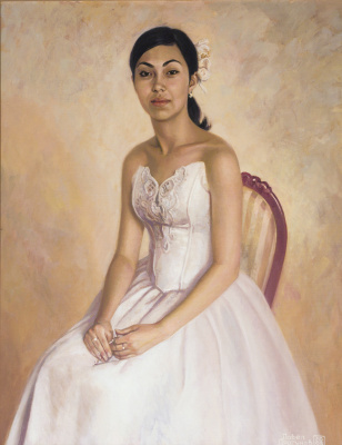 Pavel Gennadievich Dragunov. Bride