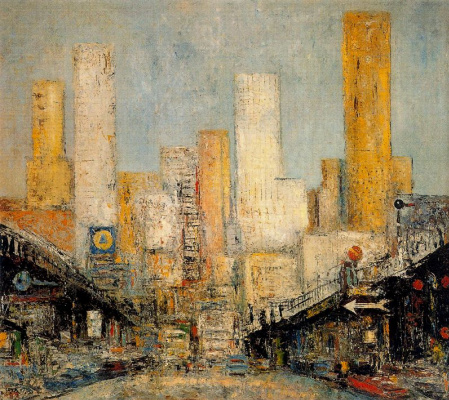 Arturo Souto. High-rise buildings