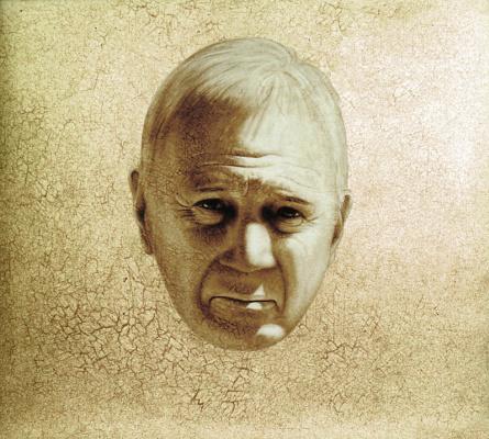 Ричард Бакстер. Мужской портрет