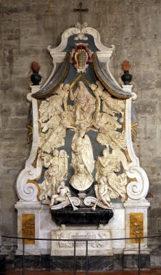 Андреа дель Вероккьо. Monument to Cardinal Niccolo Fortegerry