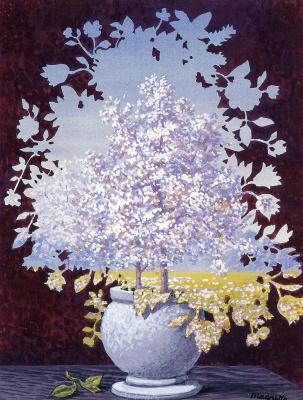 René Magritte. Flash