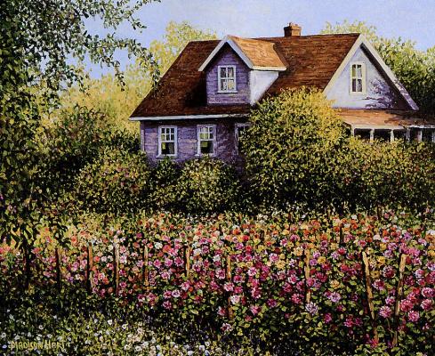 Уютный дворик 2