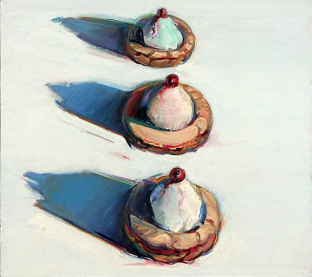 Wayne Thibaut. Cake