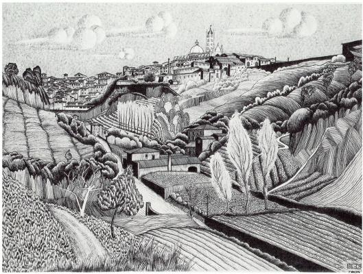 Maurits Cornelis Escher. Ravello