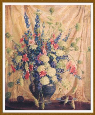 Анна Ли Стейси. Цветы