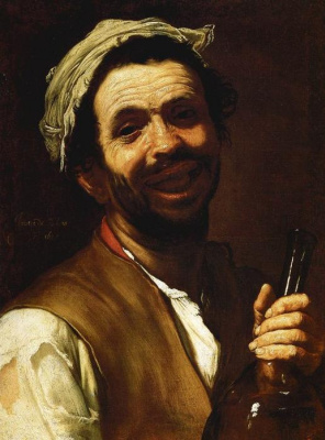 Jose de Ribera. Hyles