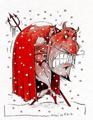 Майк Лестер. Демон
