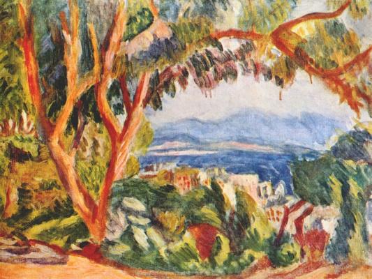Умехара Рюзабуро. Неаполь