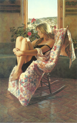 Steve Hanks. Plot 40