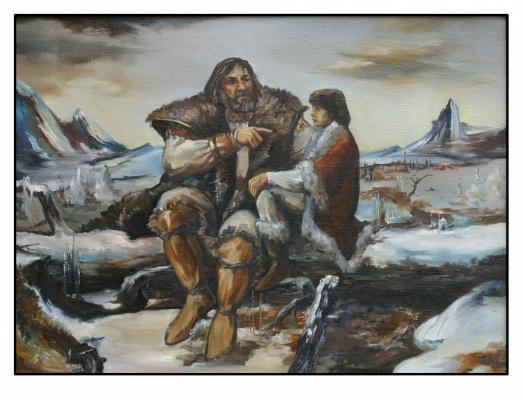 Андрей Богданов. Отец и сын