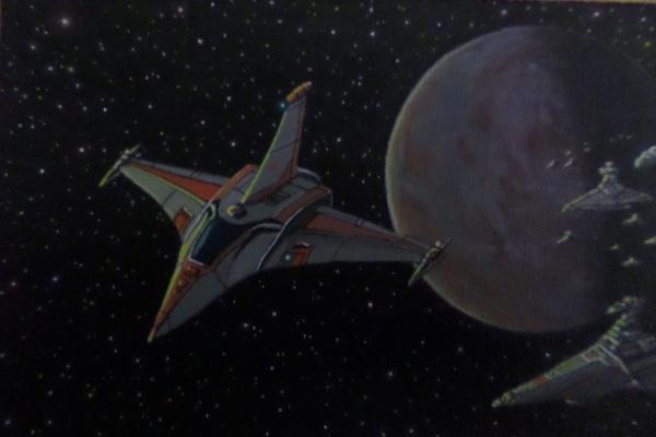 Ilya Gennadievich Borisov. Solaris sends ships