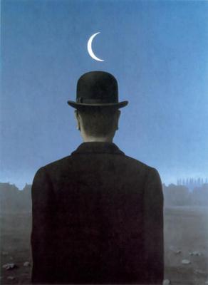 René Magritte. Teacher