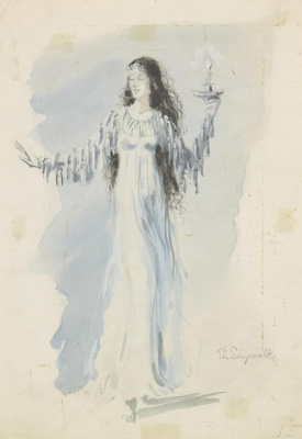 Доротея Таннинг. Лунатик