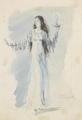 Dorothea Tunning. Lunatic