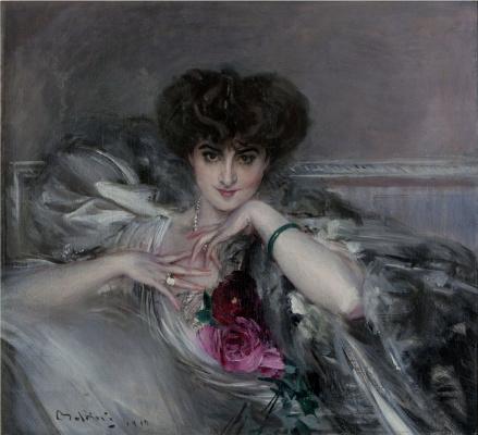 Ritratto della principessa Radzwill