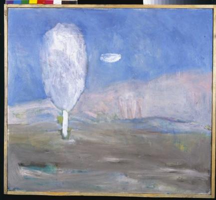 Юрий Николаевич Ларин. Белое дерево