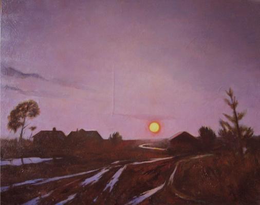 Александр Викторович Беляков. Rising Sun